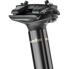RockShox Reverb Stealth Tige de selle Ø31,6mm MMX Droit haut/Gauche Bas, black